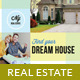 Clean Real Estate Flyer - GraphicRiver Item for Sale