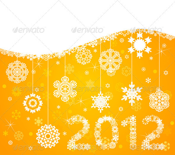 Winter background6 - New Year Seasons/Holidays