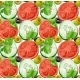 Seamless Ornament Slices of Vegetables - GraphicRiver Item for Sale