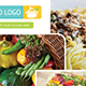 Flyer / Food Service and Catering - GraphicRiver Item for Sale