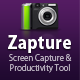 Zapture – Screen Capture & Productivity Tools - CodeCanyon Item for Sale