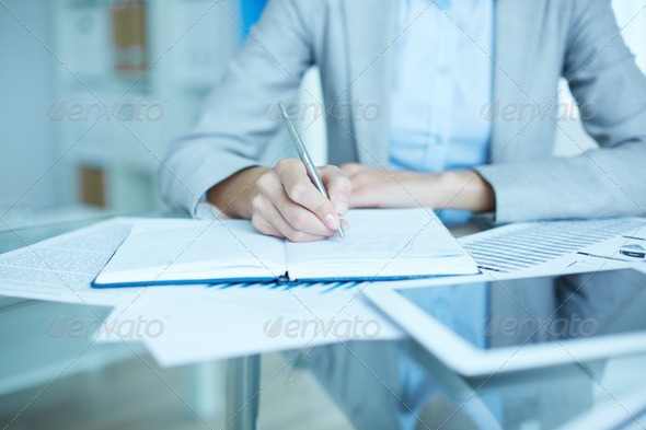Office worker - Stock Photo - Images