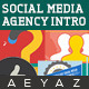 Social Media Agency Opener - VideoHive Item for Sale
