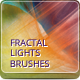 100+ Fractal Lights Brushes for Visual Effects