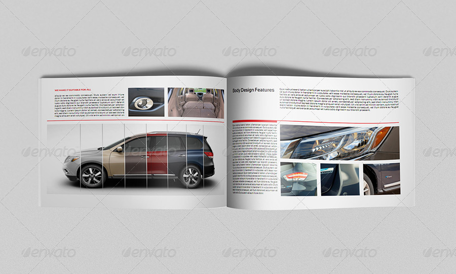 free car powerpoint templates