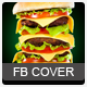 Delicious FB Cover - GraphicRiver Item for Sale