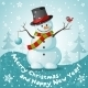 Vector Snowman - GraphicRiver Item for Sale