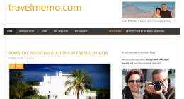 My travel blog travelmemo.com