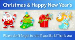 Christmas & Happy New Year's