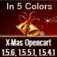 Christmas Shop Opencart Template Nulled
