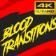 Blood Transitions - VideoHive Item for Sale