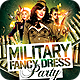 Military Fancy Dress Party - GraphicRiver Item for Sale