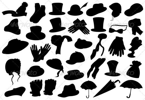 Headdress - Man-made Objects Objects