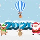 Christmas Card 2020 - VideoHive Item for Sale