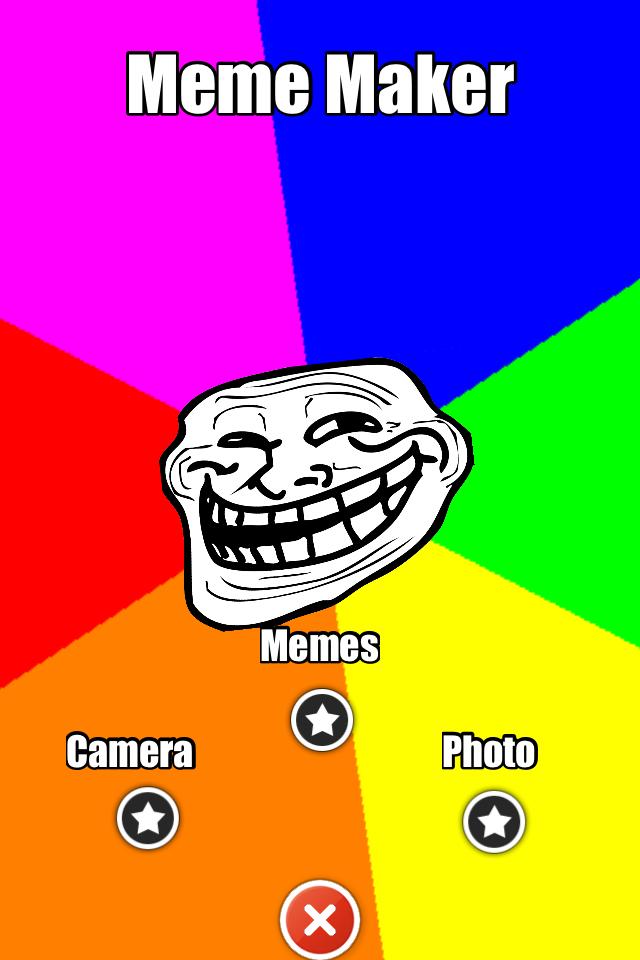iOS Simulator Screen shot 27.08.2013 1.42.52 PM meme maker by ilmman codecanyon