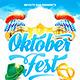 Oktoberfest Festival Poster Vol.2 - GraphicRiver Item for Sale