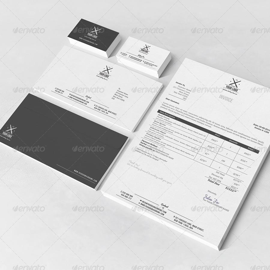 Corporate Stationery: Corporate Stationery Set By ArtyChristina