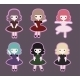 Princess Girls Sticker Set - GraphicRiver Item for Sale
