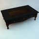 Coffee Table Ancient - 3DOcean Item for Sale