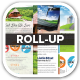 3 in 1 Real Estate Roll-up Banners - GraphicRiver Item for Sale