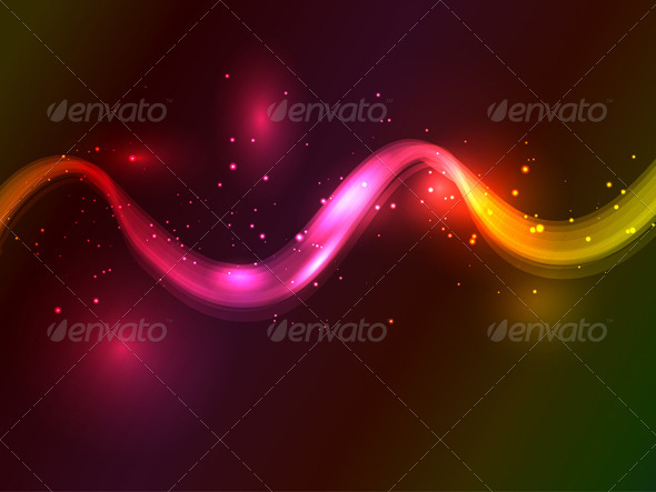 Abstract flow - Backgrounds Decorative