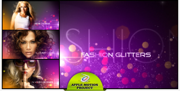 Fashion Glitters