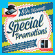 Special Big Promotions Commerce Flyer - GraphicRiver Item for Sale