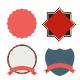 Vintage - Retro Badges Set - GraphicRiver Item for Sale