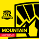 Mountains Adventure Logo Template - GraphicRiver Item for Sale