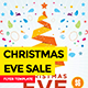Christmas Eve Sale Flyer - GraphicRiver Item for Sale