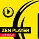 Zen Player Logo - GraphicRiver Item for Sale