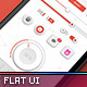 Flat UI - GraphicRiver Item for Sale
