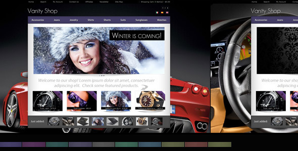 Free Download Vanity Shop Nulled Latest Version
