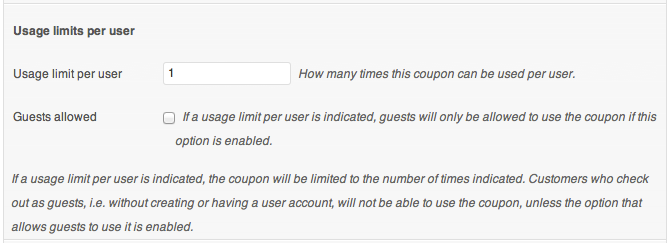 Limit one coupon per customer per transaction