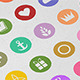 Flat Christianity Icons - GraphicRiver Item for Sale
