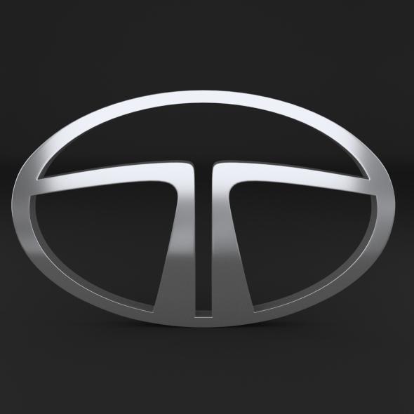 TATA Logo - 3DOcean Item for Sale