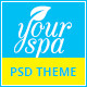 Your Spa - Health/Beauty One Page PSD Template - ThemeForest Item for Sale