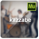 Kazzabe - One Page Music Band Template - ThemeForest Item for Sale