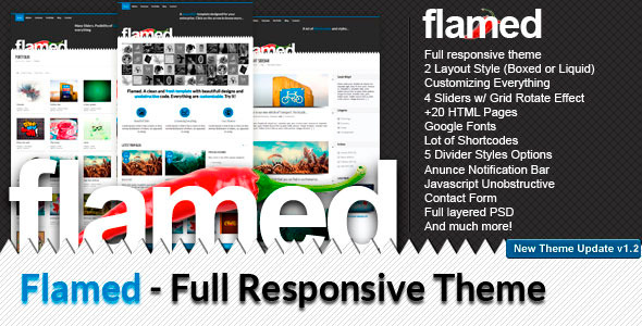 Free Download Flamed Nulled Latest Version