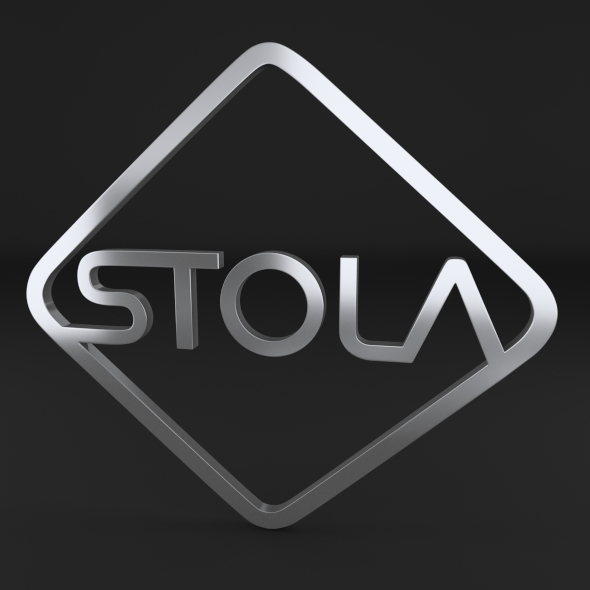 Stola Logo - 3DOcean Item for Sale
