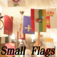 Many Small Flags - VideoHive Item for Sale