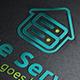 Home Server Logo Template - GraphicRiver Item for Sale
