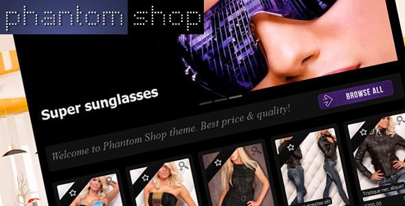 Free Download Phantom Shop Nulled Latest Version