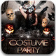 Costume Party Flyer Template - GraphicRiver Item for Sale