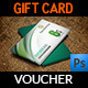 Gift  Voucher Card Vol.4 - GraphicRiver Item for Sale