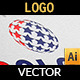 US Global Logo - GraphicRiver Item for Sale