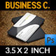 Corporate Business Card Vol.30 - GraphicRiver Item for Sale