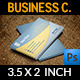 Corporate Business Card Vol.29 - GraphicRiver Item for Sale