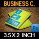 Corporate Business Card Vol.25 - GraphicRiver Item for Sale