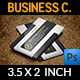 Corporate Business Card Vol.23 - GraphicRiver Item for Sale